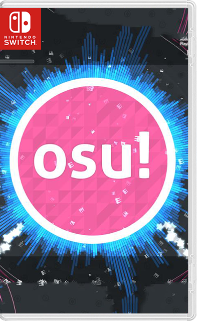 OSU! + 422 songs (mcOsu Homebrew) Switch NSP