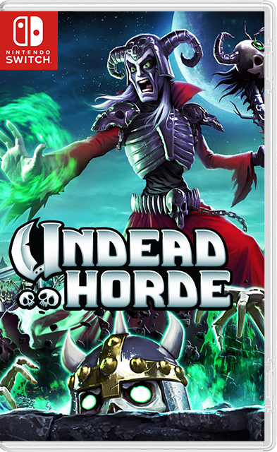 Undead Horde Switch NSP
