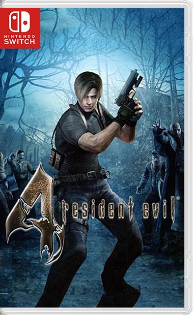 Resident Evil 4 Switch NSP