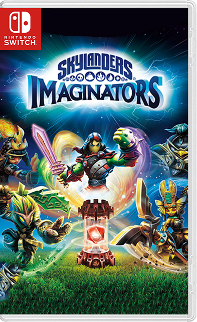 Skylanders: Imaginators Switch NSP