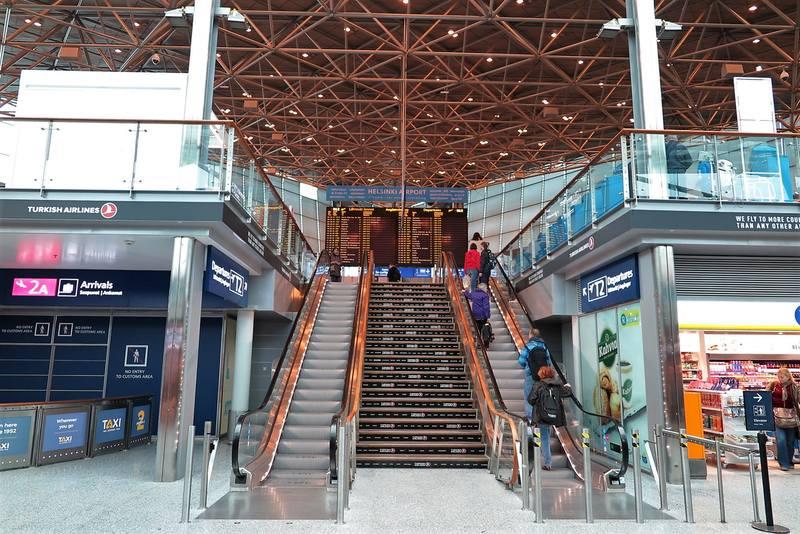 Аэропорт Хельсинки