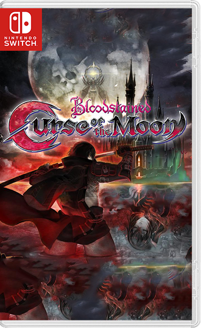 Bloodstained: Curse of the Moon Switch NSP
