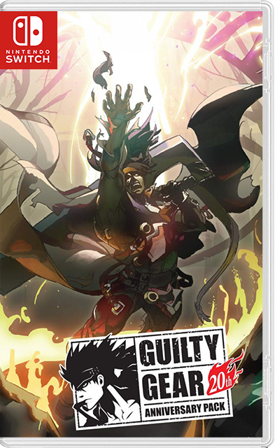 Guilty Gear 20th Anniversary Edition + XX Accent Core Plus R Switch NSP