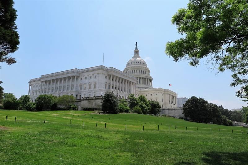 Капитолий Вашингтона