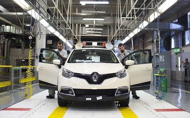 korrespondent uz 0434 O'zbekistonda Renault avtomobillari paydo bo'lishi mumkin
