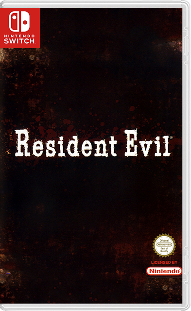 Resident Evil 1 HD Switch NSP