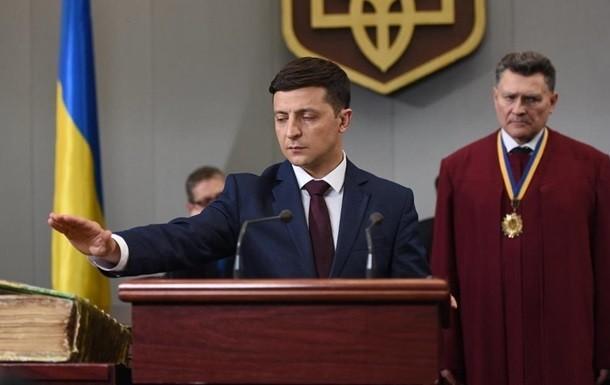 korrespondent uz 0443 OAV Zelenskiyning inauguratsiya marosimiga 5 nafar prezident keladi