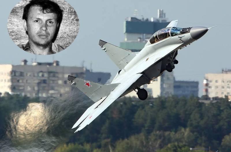 Побег на самолете предателя Зуева