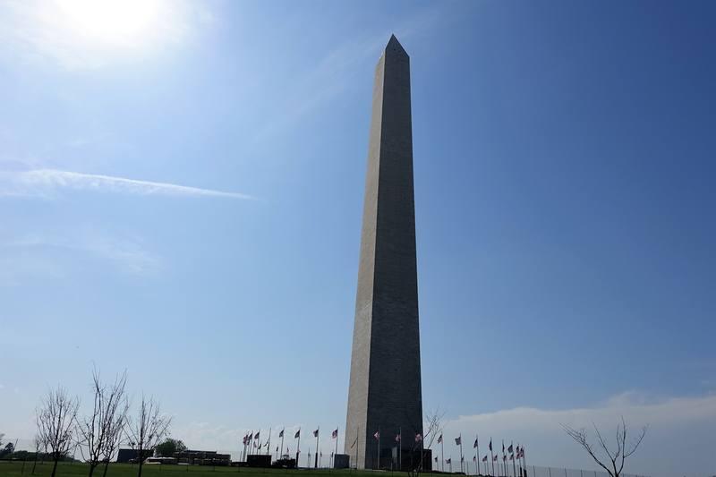 Монумент Вашингтону