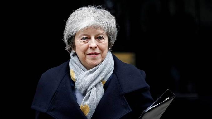 korrespondent uz 0467 The Times Britaniya bosh vaziri Tereza Mey iste'foga chiqishini 24-may kuni e'lon qiladi