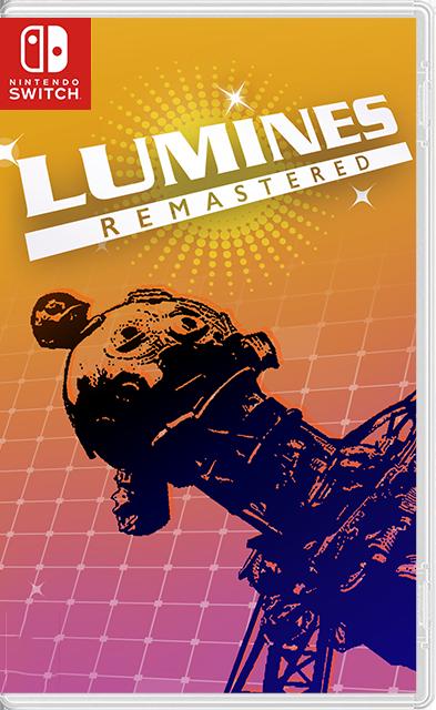 Lumines Remastered Switch NSP