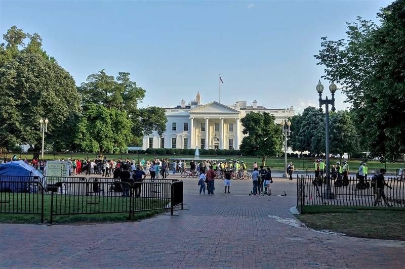 Вечерний Вашингтон