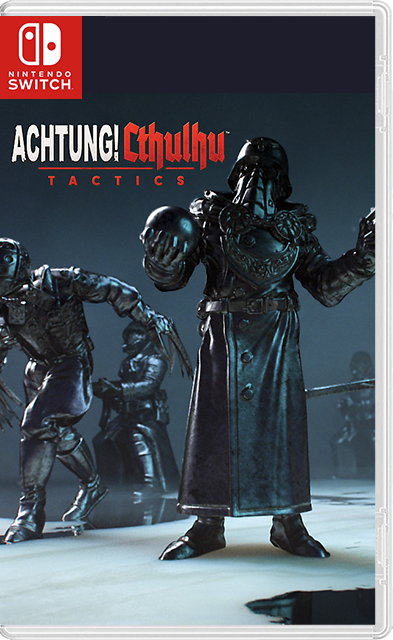 Achtung! Cthulhu Tactics Switch NSP