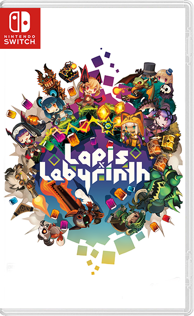 Lapis x Labyrinth Switch NSP
