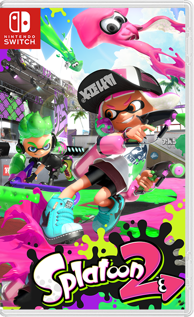 Splatoon 2  Switch XCI NSP
