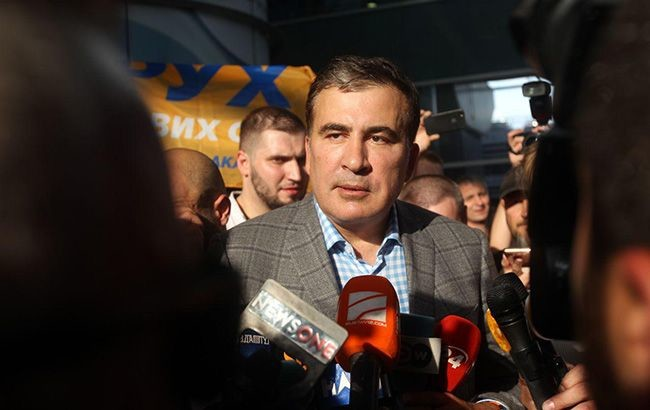 korrespondent uz 0495 Zelenskiy Saakashviliga Ukraina fuqaroligini qaytarib berdi