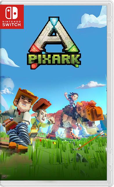 PixARK Switch NSP