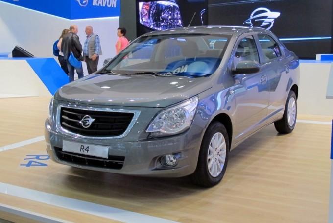 korrespondent uz 0500 GM Uzbekistan Ozarbayjonga avtomobil eksport qiladi
