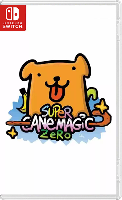 Super Cane Magic Zero Switch NSP XCI NSZ