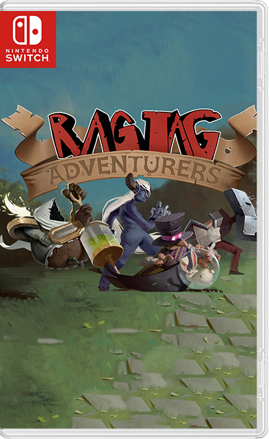 Ragtag Adventurers Switch NSP