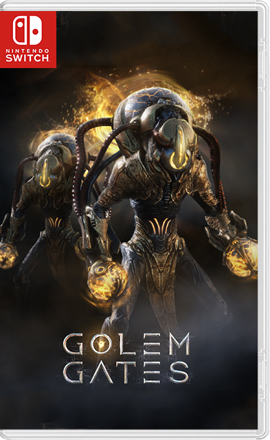 Golem Gates Switch NSP