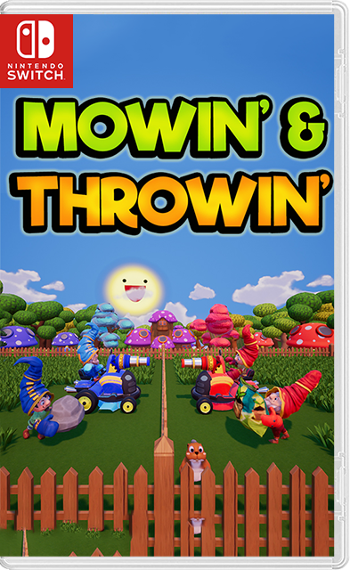 Mowin' & Throwin' Switch NSP