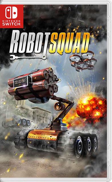 Robot Squad Simulator Switch NSP