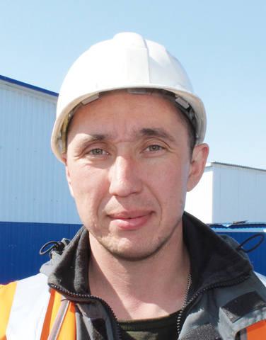 Руслан Мухамедяров, начальник участка горных работ
