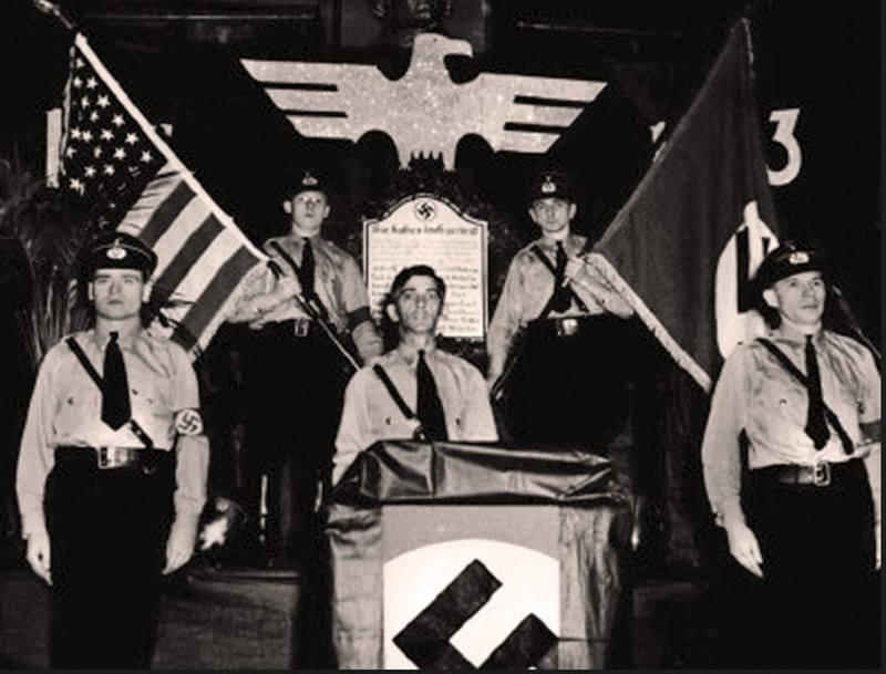 Поставки США Гитлеру