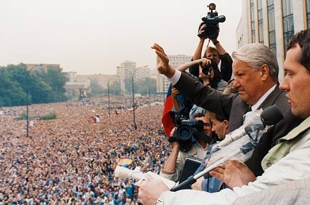 Кем был Борис Николаевич Ельцин peoples revolutions russia