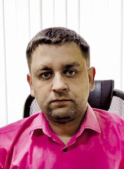 Александр Мосолов,  директор ООО «ПК ГАРО»