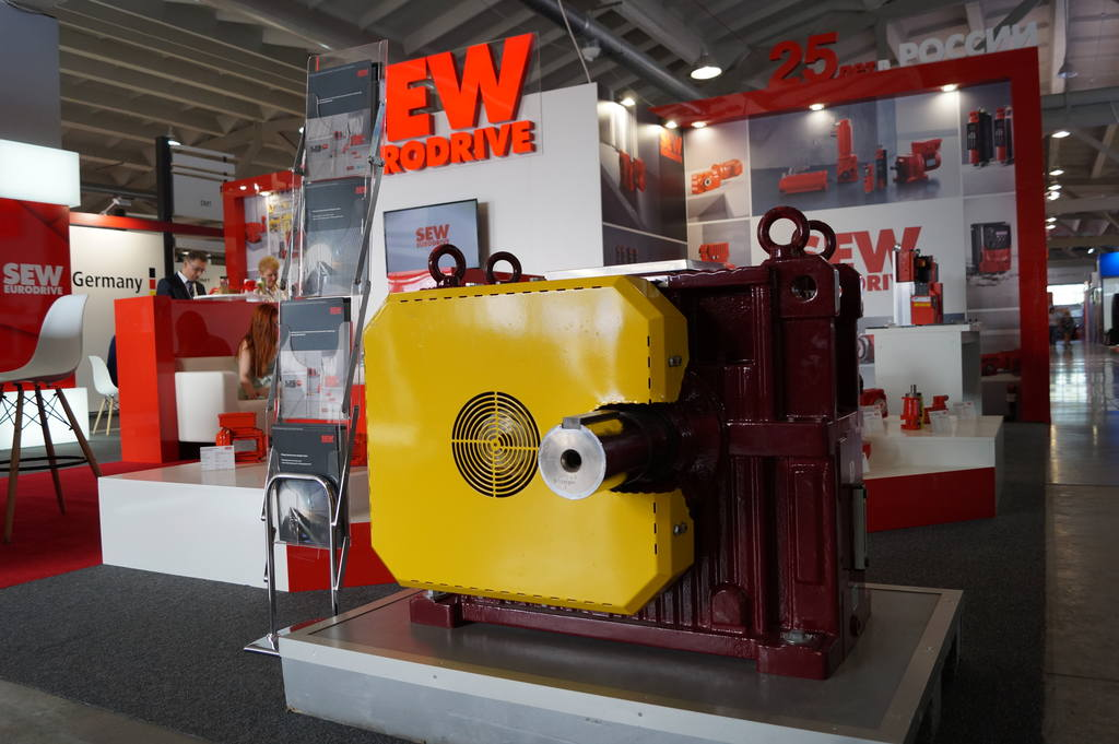 Sew Eurodrive, Уголь Майнинг 2019
