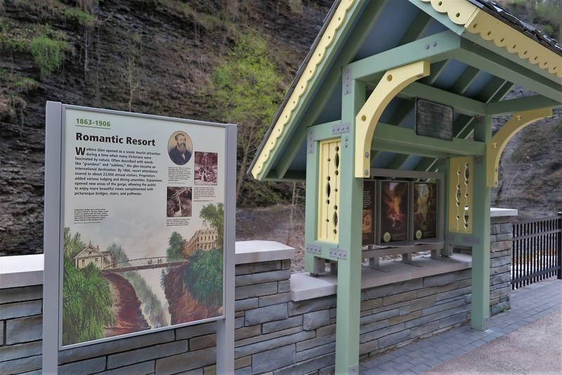 Национальный парк Watkins Glen