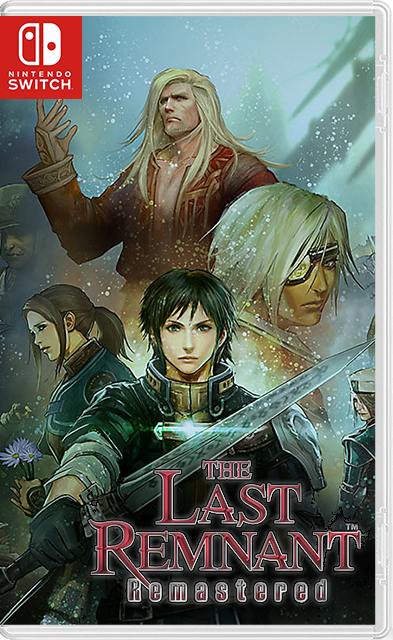 The Last Remnant Remastered Switch NSP