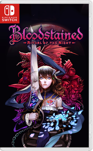 Image result for bloodstained ritual of the night switch