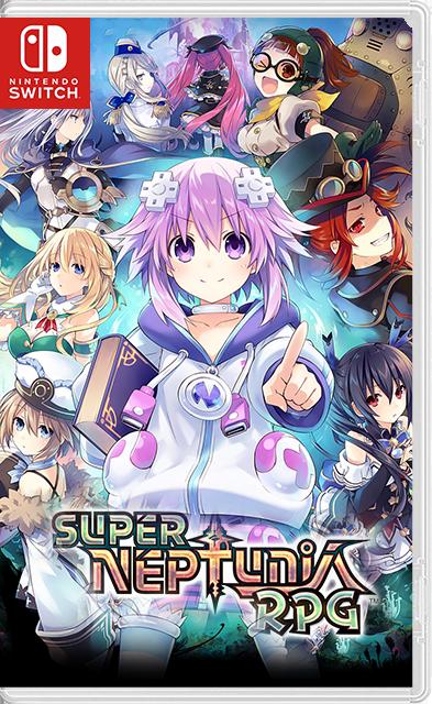 Super Neptunia RPG Switch NSP