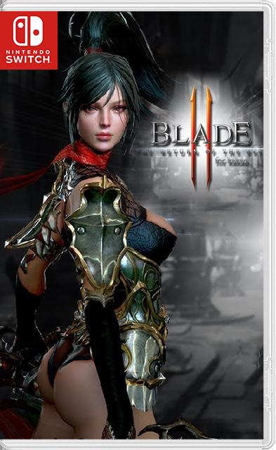 Blade II The Return Of Evil Switch NSP