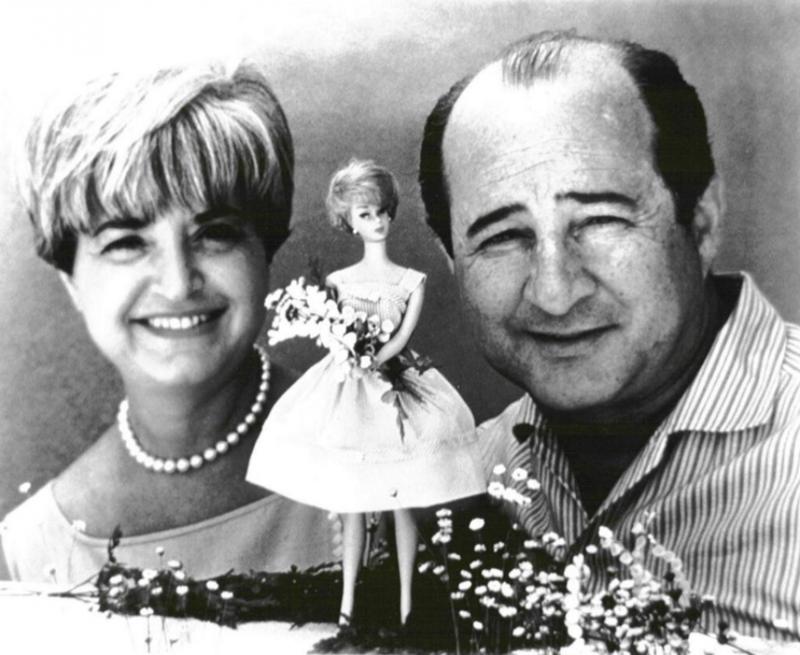Рут и Эллиот Хэндлер