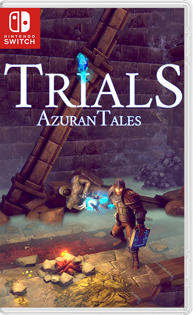 Azuran Tales TRIALS Switch NSP