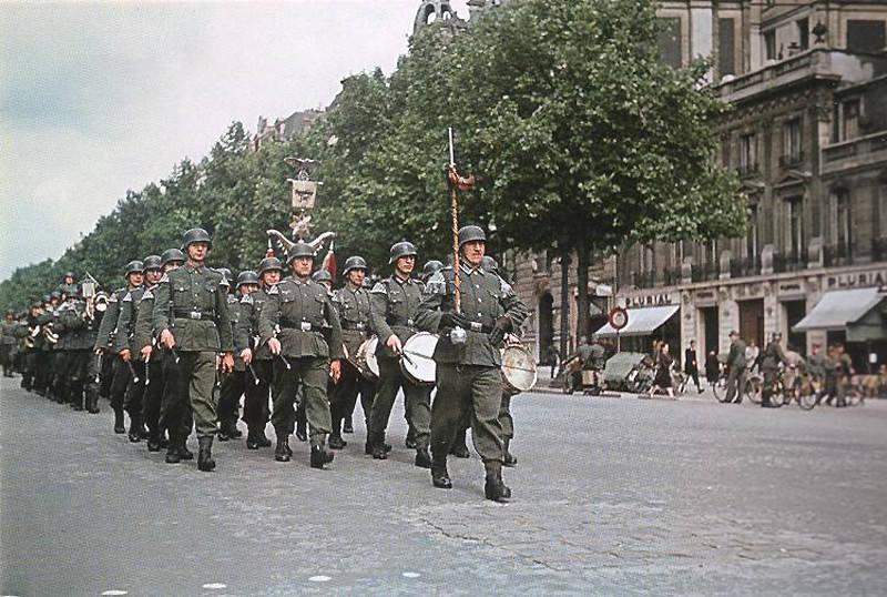 Гитлеровская Франция