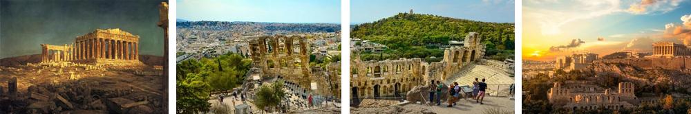 Экскурсионный тур в Грецию