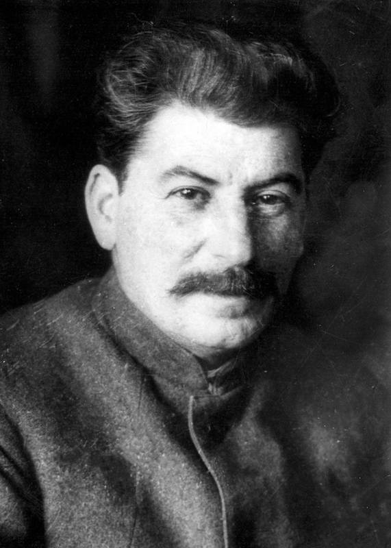 Stalin before 1929