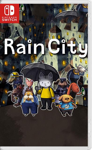 Rain City Switch NSP