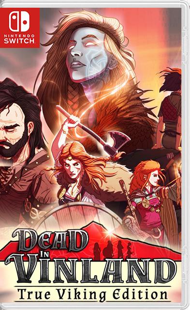 Dead in Vinland – True Viking edition Switch NSP