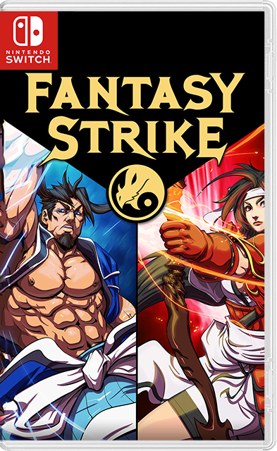 Fantasy Strike Switch NSP