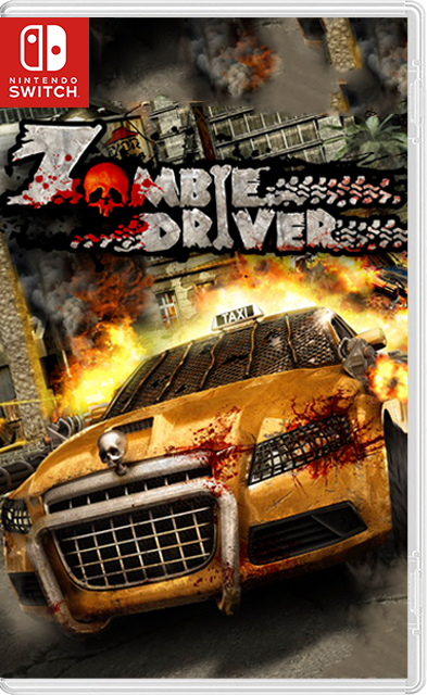 Zombie Driver Immortal Edition Switch NSP