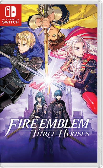 FIRE EMBLEM: Three Houses Switch NSP XCI