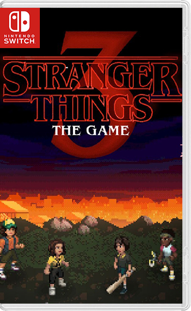 Stranger Things 3: The Game Switch NSP