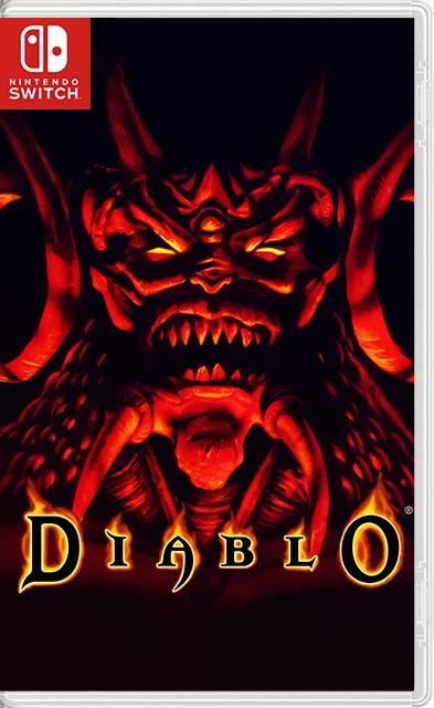 Diablo (DevilutionX) Switch homebrew NSP