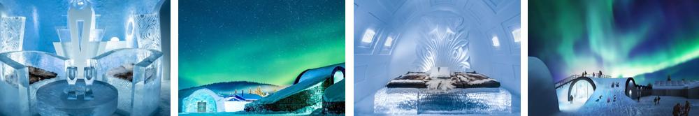 Icehotel - Самые необычные отели мира